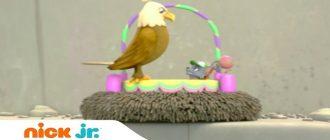 Щенячий патруль - Гнездо орла