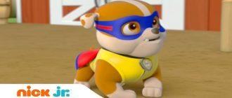 Щенячий патруль - Супер щенок